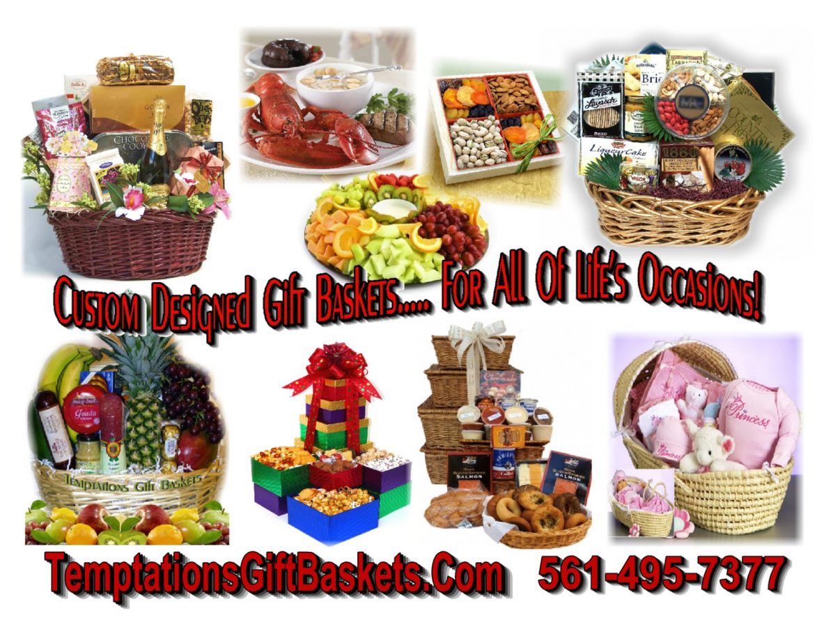 Temptations Gift Baskets - TheHall.Net