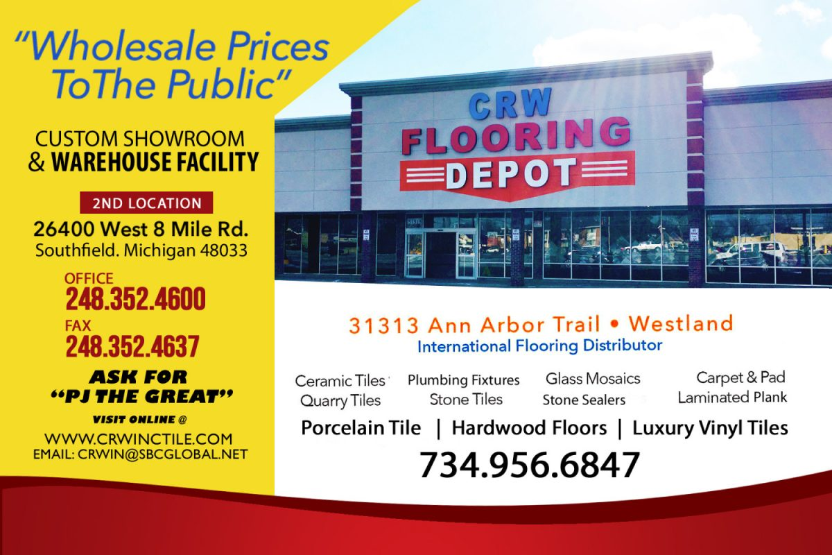 CRW, Inc. Flooring Depot, Ceramic Resource Wholesale - TheHall.Net